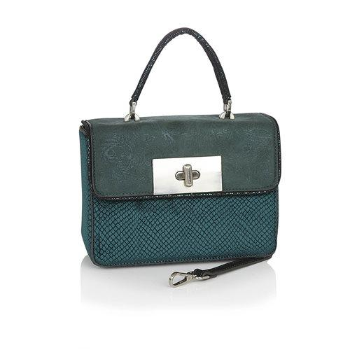 Perugia Bag Green - Rockamilly-Bags & Purses-Vintage