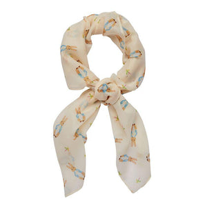Peter Rabbit Head Scarf Erstwilder - Rockamilly-Accessories-Vintage
