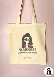 Pin Up Wannabe Tote Bag - Rockamilly-Accessories-Vintage