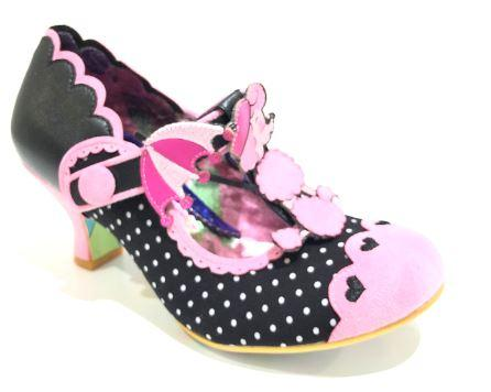 Poodle Perfect - Rockamilly-Shoes-Vintage