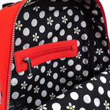 Positively Minnie Canvas Embroidered Backpack - Rockamilly-Bags & Purses-Vintage