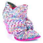 Power Surge Pink Irregular Choice - Rockamilly-Shoes-Vintage