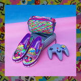 Power Up Irregular Choice - Rockamilly-Shoes-Vintage