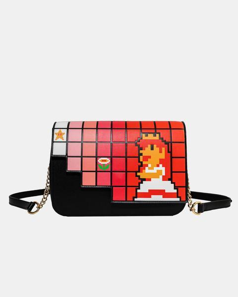 Princess Peach Crossbody - Rockamilly-Bags & Purses-Vintage