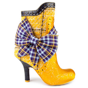 Rosie Lea Mustard - Rockamilly-Shoes-Vintage