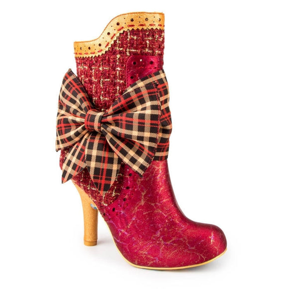 Rosie Lea Red - Rockamilly-Shoes-Vintage