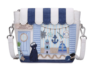 Seaside Souveniers Cross Body Bag Vendula - Rockamilly-Bags & Purses-Vintage
