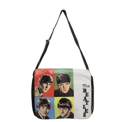 Simply The Beatles 8 Day Satchel - Rockamilly-Bags & Purses-Vintage