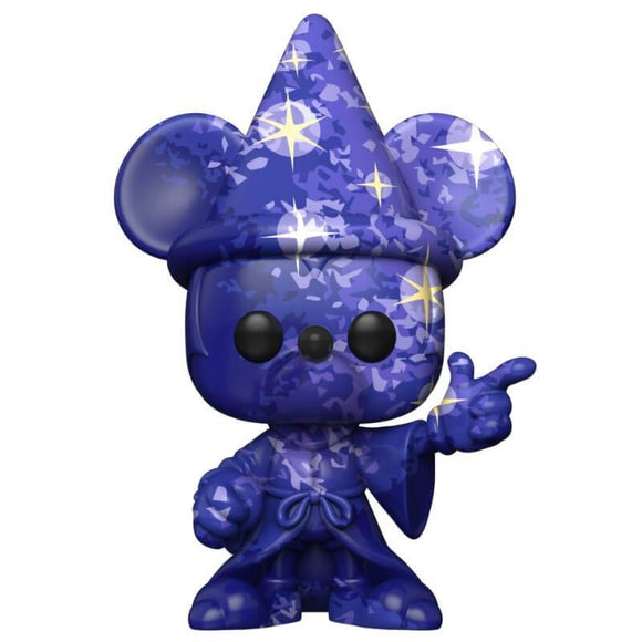 Sourcerer Mickey Art Series Fantasia 80th POP #1 - Rockamilly-POP-Vintage