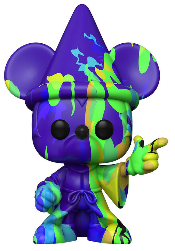Sourcerer Mickey Art Series Fantasia 80th POP #2 - Rockamilly-POP-Vintage