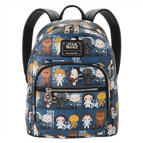 Star Wars Mini Backpack - Rockamilly-Bags & Purses-Vintage