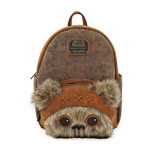 Star Wars Wicket Mini Backpack Loungefly - Rockamilly-Bags & Purses-Vintage
