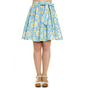 Sunshine Mini Skirt - Rockamilly-Skirts & Shorts-Vintage
