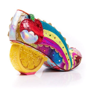 Sunshine Splash Concept Heel - Rockamilly-Shoes-Vintage