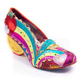 Sunshine Splash Fruit Slice Collection Irregular Choice - Rockamilly-Shoes-Vintage