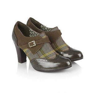 Tamsin Olive - Rockamilly-Shoes-Vintage