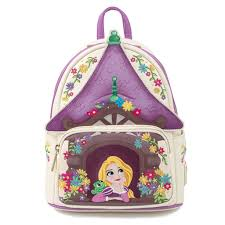 Tangled 10th Anniversary Mini Backpack - Rockamilly-Bags & Purses-Vintage