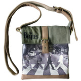The Beatles Abbey Road Green Mini Bag - Rockamilly-Bags & Purses-Vintage