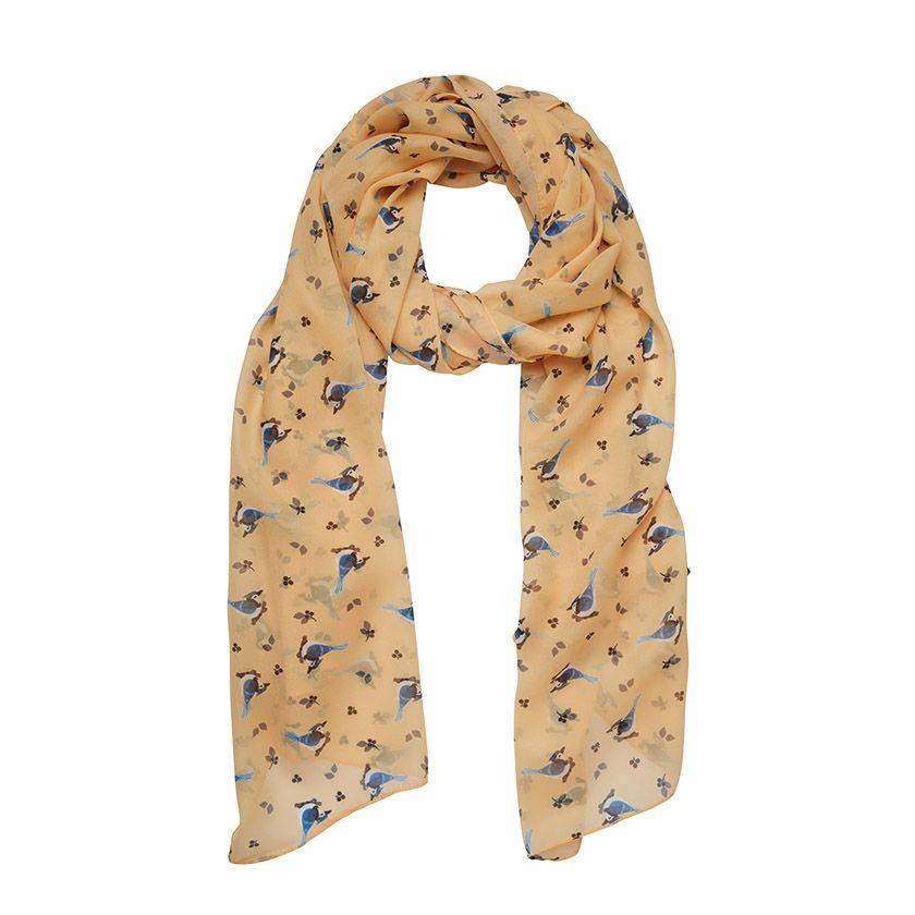 The Blue Jay Way Neck Scarf Erstwilder - Rockamilly-Accessories-Vintage