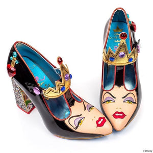 The Evil Queen Snow White - Rockamilly-Shoes-Vintage