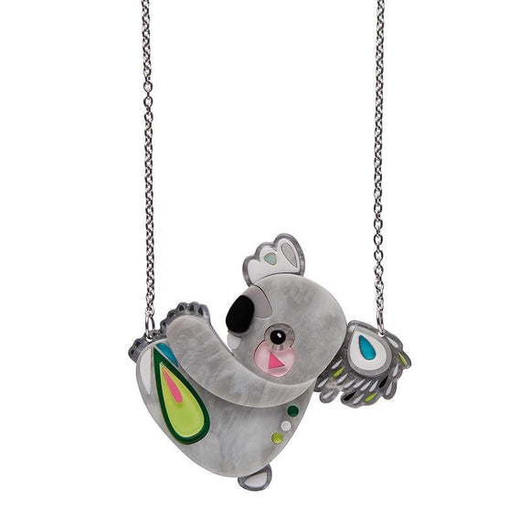The Kuddly Koala Necklace - Rockamilly-Jewellery-Vintage