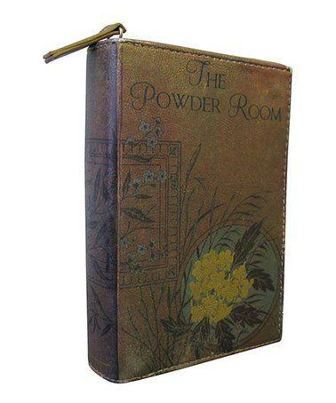 The Powder Room Wallet - Rockamilly-Bags & Purses-Vintage