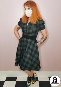 The Salazar Dress - Rockamilly-Dresses-Vintage