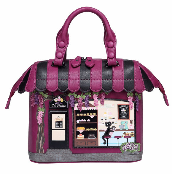 The Vendula Cake Boutique Grab Bag - Rockamilly-Bags & Purses-Vintage