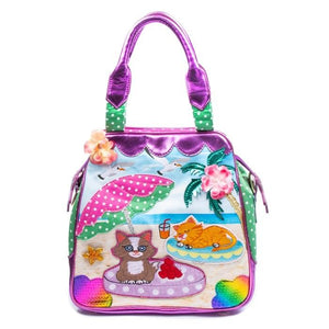 Total Beach Bag Irregular Choice - Rockamilly-Shoes-Vintage