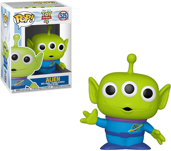 Toy Story 4 Alien - Rockamilly-Nulls Gift Product-Vintage
