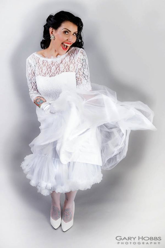 Valarie Bridal Gown - Rockamilly-Dresses-Vintage