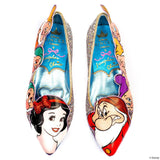 Whistle While You Work Snow White - Rockamilly-Shoes-Vintage