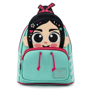 Wreck it Ralph Vanellope Cosplay Mini Backpack - Rockamilly-Bags & Purses-Vintage