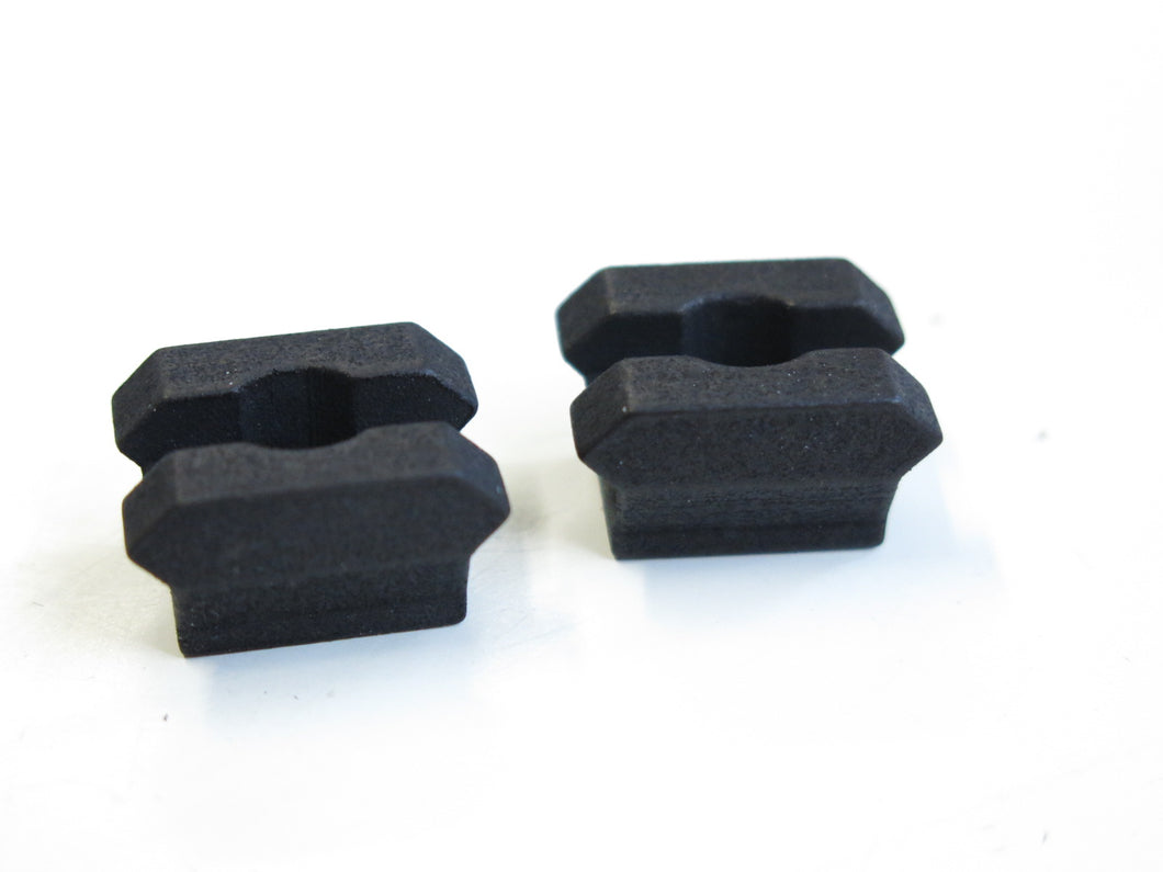 Scope Mount Adapters for Theoben Gas Ram Air Rifles (pair)