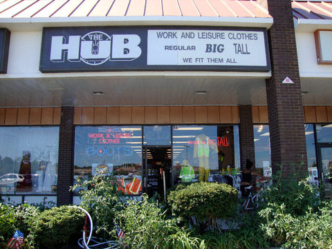 The HUB Store Front