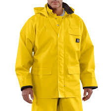 Carhartt - MIDWEIGHT WATERPROOF RAINSTORM JACKET - 103508