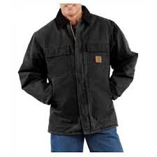 Carhartt - Men's Sandstone Traditional Coat/Arctic Quilt-Lined - C26