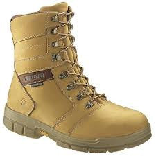 "Wolverine Boot - W04115 Barkley (Formerly Turner): DuraShocks® Insulated Waterproof 8"" Work Boot"