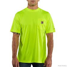 Carhartt - Men's Force™ Color Enhanced Short-Sleeve T-Shirt - 100493