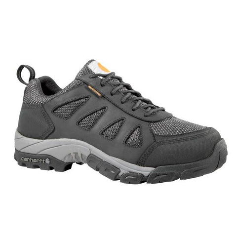 Carhartt - Men's Lightweight Low Black Waterproof Safety Toe Work Hiker - CMO3481