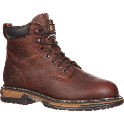 "Rocky IronClad Waterproof Work Boot 6"" - 5696"