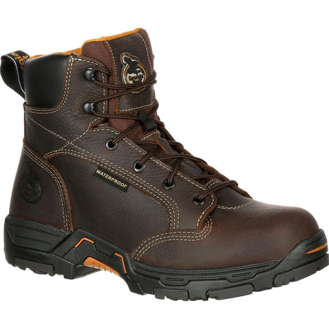 "Georgia Boot DIAMOND TRAX Waterproof Insulated Work Hiker 6"" - GB00090"