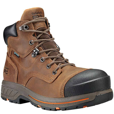 "MEN'S TIMBERLAND PRO® HELIX HD 6"" SOFT TOE WORK BOOTS A1KPF214"