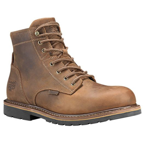 "MEN'S TIMBERLAND PRO® MILLWORKS 6"" COMP TOE BOOTS A1S3M214"