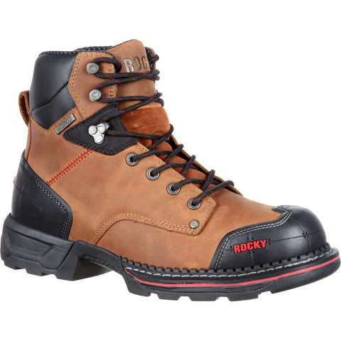 "Rocky MAXX Composite Toe Waterproof Work Boot 6"" - RKK0210"