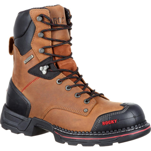 "Rocky MAXX Waterproof Work Boot 8"" -  RKK0211"