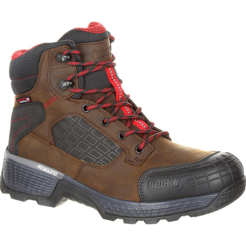 "ROCKY TREADFLEX WATERPROOF WORK BOOT 6"" - RKK0237"