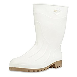 "Honeywell Servus 74928 Men's 12"" Shrimp Mid Boot with Plain Toe"