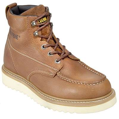 "Wolverine Men's Moc-Toe 6"" Work Boot - W08288"