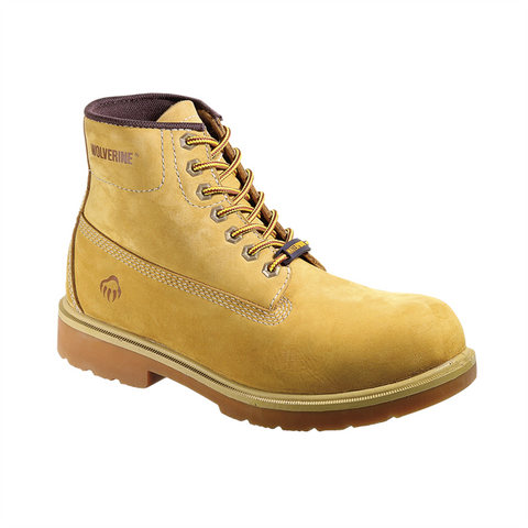 "Wolverine W10286 Polk Waterproof EH 6"" Boot"